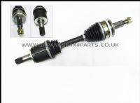 Mitsubishi L200 Pick Up 2.5DID - B40 - KB4T (03/2006-03/2015) - Front Axle CV Joint Drive Shaft Complete L/H